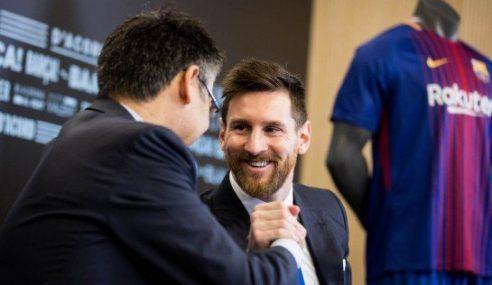 Barcelone doit se préparer à un avenir sans Messi