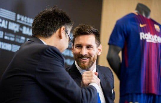 Messi-Bartomeu