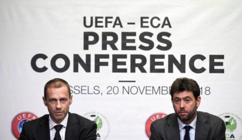 UEFA et ECA, main dans la main jusqu'en 2024