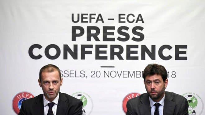 UEFA - ECA