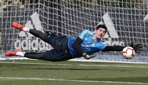 Keylor Navas ou Courtois dans les buts du Réal Madrid en 2019-2020 ?