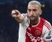 Hakim Ziyech : Je resterai certainement à Ajax cette saison