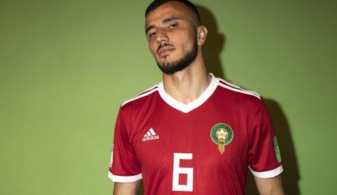 Romain Ghanem Saïss : Le héro Marocain
