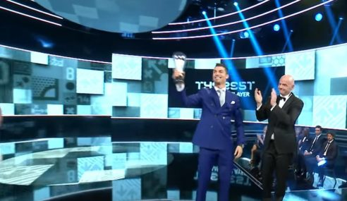 Les 3 nominés au prix The Best 2019 de la FIFA