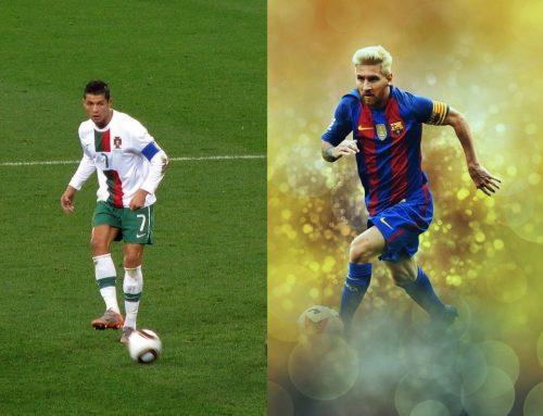 Comparatif Messi Ronaldo, toutes les statistiques
