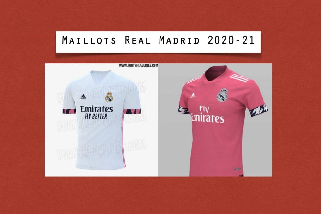 Maillots Real Madrid 2020-21