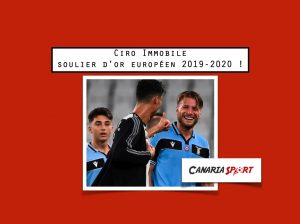 Immobile -soulier-or